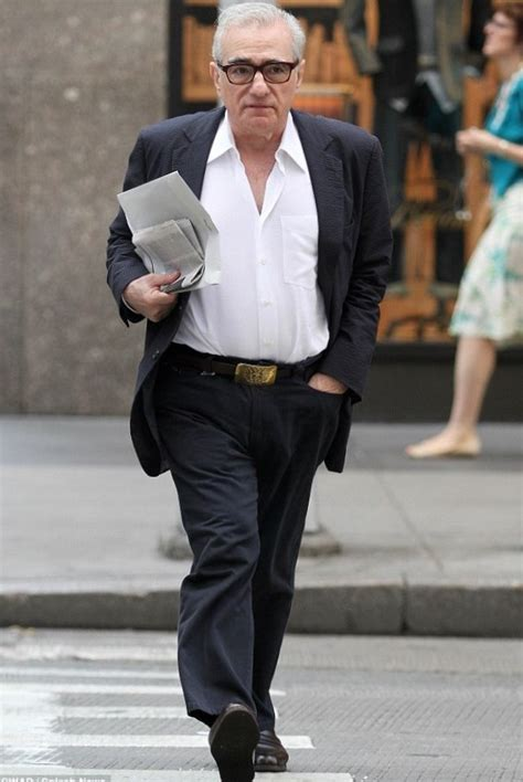 Martin Scorsese weight, height and age