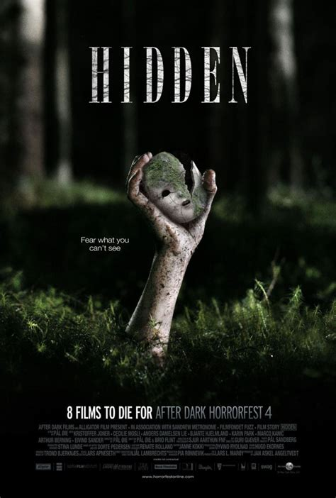 40+ Freaky Designs for Horror Movie Posters