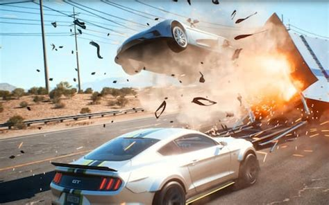 Need for Speed Payback has a very Fast & Furious-like