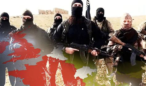 TERROR WARNING: ISIS jihadis who can't leave Syria can