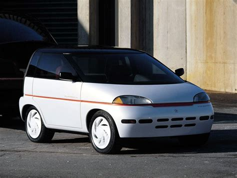 Plymouth Voyager III Concept (1989) - Old Concept Cars