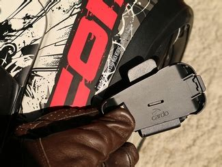 Cardo Packtalk Bold Motorcycle Communicator Review   Baggers