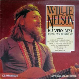 Willie Nelson: His Very Best - Wikipedia