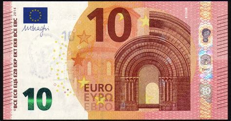 New 10 euro banknote 2014|World Banknotes & Coins Pictures
