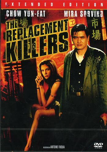 Replacement Killers - Extended Edition - DVD - Discshop
