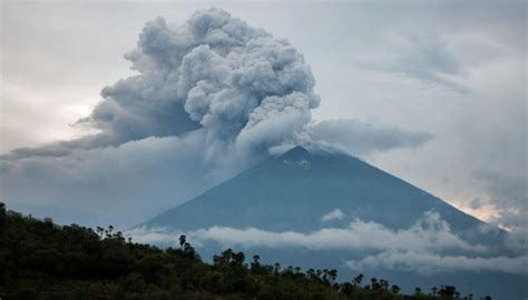 Global warming will cause more volcanic eruptions
