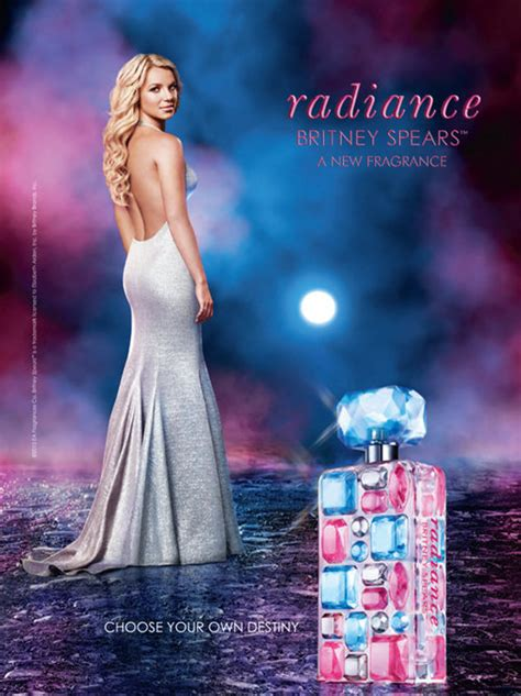 Fragrance Collections: Radiance By Britney Spears