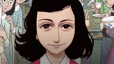 Anne Frank's Diary: The Graphic Adaptation - YouTube
