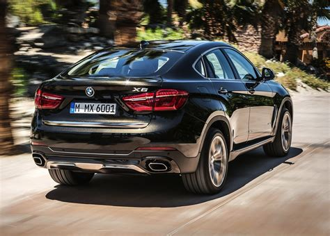 2015 BMW X6 vs Mercedes-Benz GLE Coupe: the Battle of the