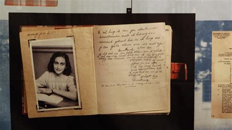 Diary of a young girl: New study sheds more light on Anne