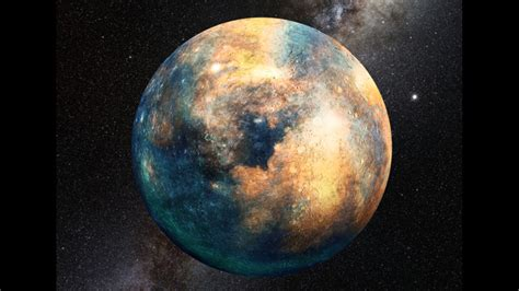 A mysterious Mars-sized planet may be hiding at the edge