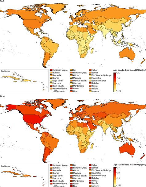 The US is no longer the most obese nation - one country is