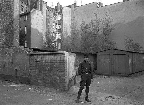 The Other Side Of The Berlin Wall: Life On A Street In