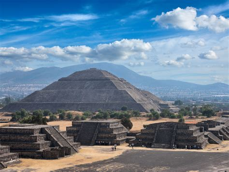 Pre-Hispanic City of Teotihuacan Historical Facts and