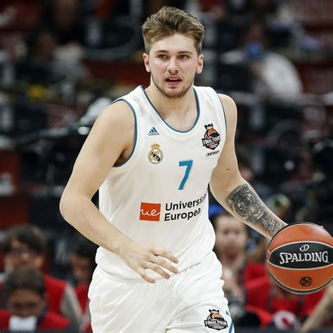 Teams That Should Trade Up for Luka Doncic in 2018 NBA