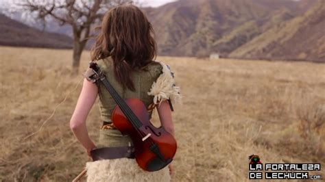 cleveland854321: THE THINGS SHE CAN DO WITH A VIOLIN