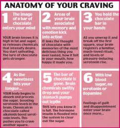 Curb those cravings! Knowing why you get that insatiable