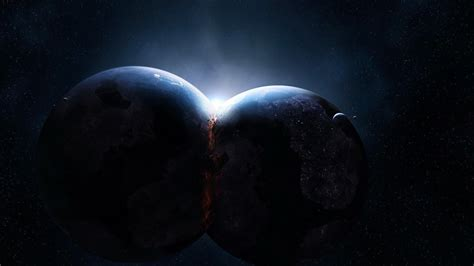 Planets Face 2 Face Wallpapers   HD Wallpapers   ID #3816