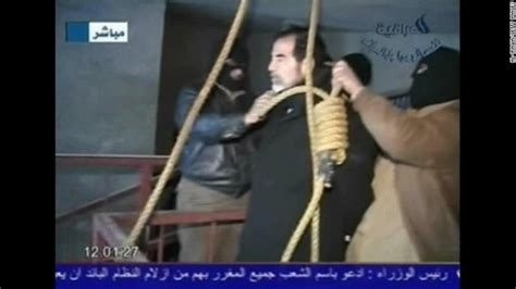 Who executed Saddam Hussein and why? - Quora