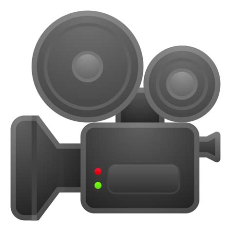 Movie Camera Emoji Meaning with Pictures: from A to Z