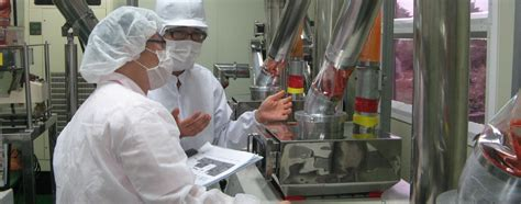The Right PPE for Food Processing