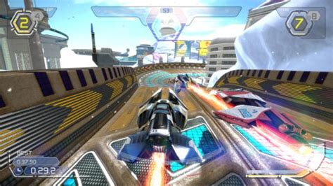 """Wipeout Omega Collection review: """"A ferocious blur of"""