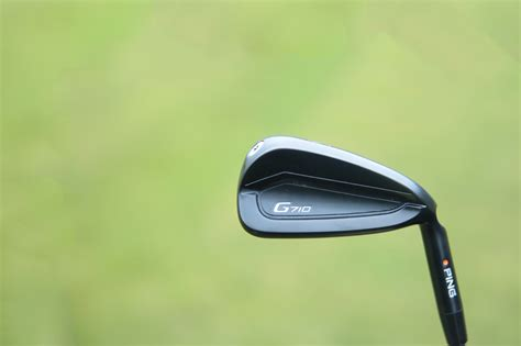 Ping G710 irons: Why the 2020 range has a brand new look
