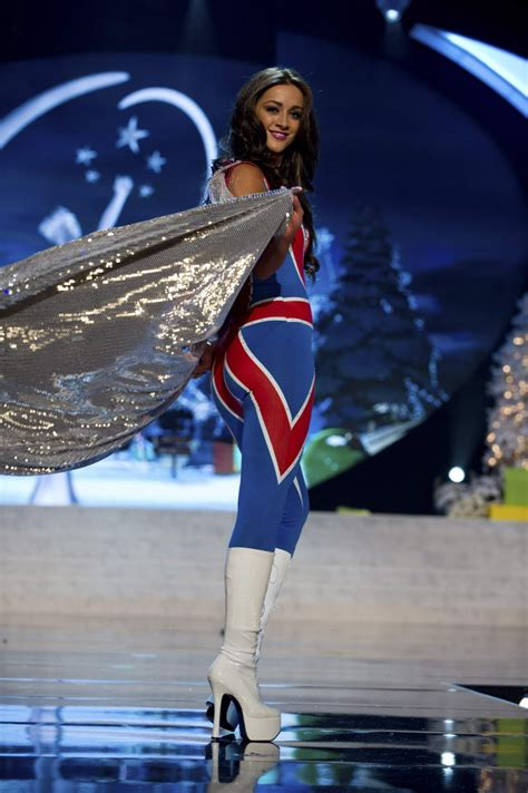 Miss Universe 2012: Contestants Look Beautiful in National