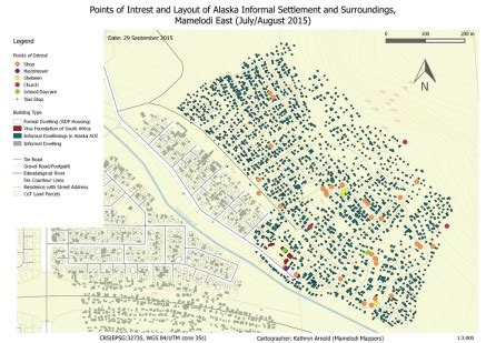 Maps – Mamelodi Mappers