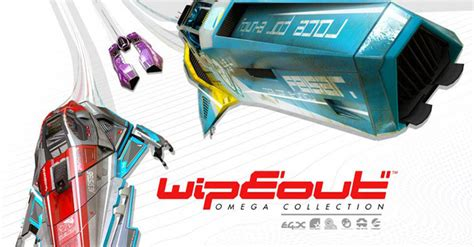 Wipeout Omega Collection VR PS4 review - Pure epicness! - TGG