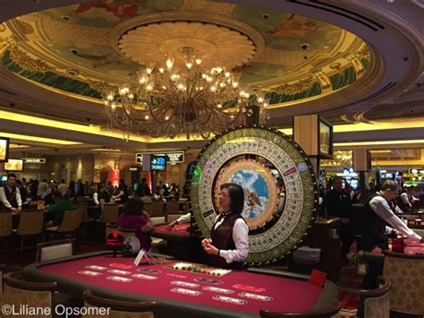 Casino Venetian - The Unofficial Guides