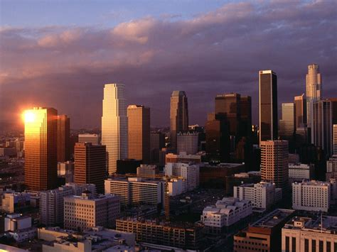 Downtown Los Angeles Wallpapers | HD Wallpapers | ID #5858