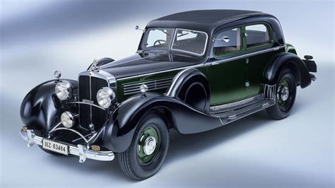 1938 Maybach Zeppelin DS8 Coupe Limousine - Wallpapers and
