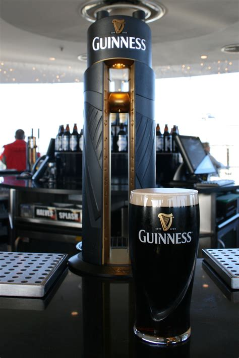 Guinness – A Look at the Famous Irish Brewery